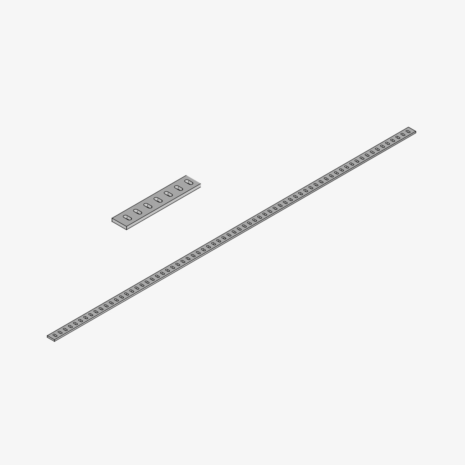 Querloch-Flachprofil-40x8